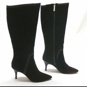 Donald J Pliner women's Tero black boots